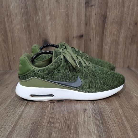Peer Slash Array of  Nike Shoes | Air Max Modern Flyknit Sneakers Olive Green | Poshmark